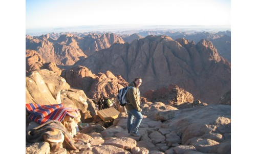 Moses mountain Excursion from sharm el sheikh, Mount Sinai
