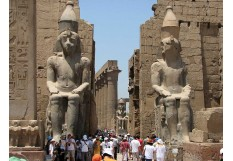 Luxor and Cairo by plane from Sharm El Sheikh ( 2 days )