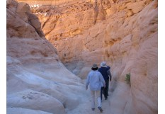 Safari Trip Colored Canyon and Dahab from Sharm with group