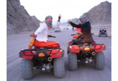 Safari Excursions Quad Runner in Sharm el sheikh, Egypt - Quad biking tour in Sharm El Sheikh, safari trips in Sharm el sheikh